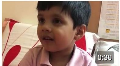 Look at this lil adorable Armaan….always at his best.The naughtiest at GURUKULAM yet such a fine learner. Proud of you bachcha:)