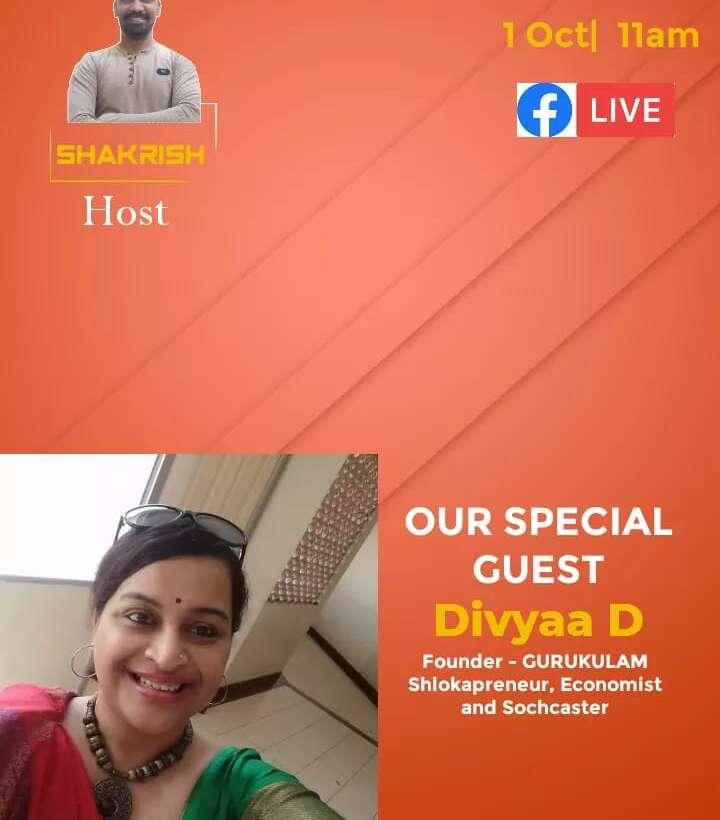 Special Guest on Kriz Media TV