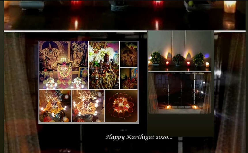 Happy Karthigai 2020..