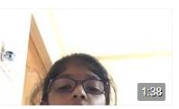 My little expert at her best in Hanunan Chalisa