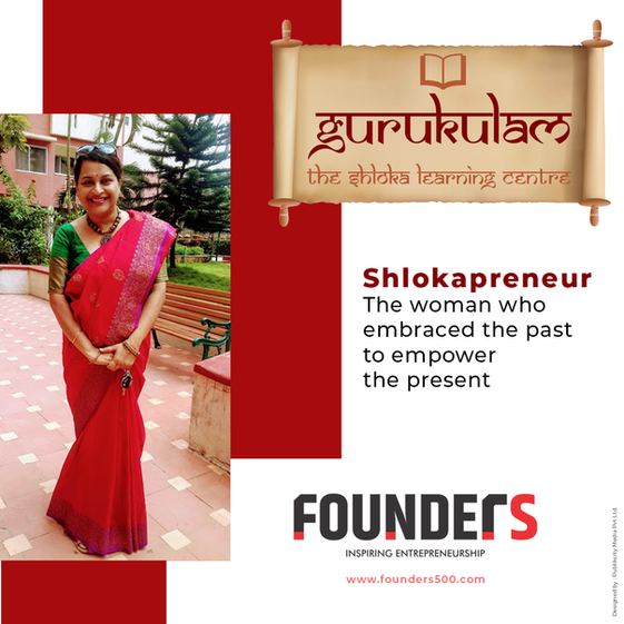FEATURED in FOUNDERS MAGAZINE..