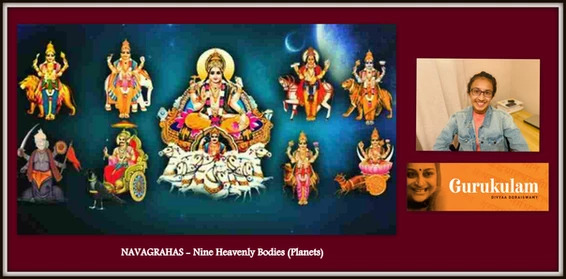Project 2021: Navagrahas – Nine Heavenly Bodies (Planets)